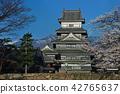 松本城 城堡塔樓 天守閣 42765637