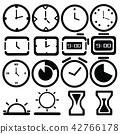 시간 시계 알람 알람 타이머 42766178