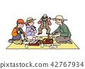 조부모와 피크닉 42767934