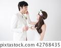 คู่บ่าวสาว,งานหมั้น,การแต่งงาน 42768435