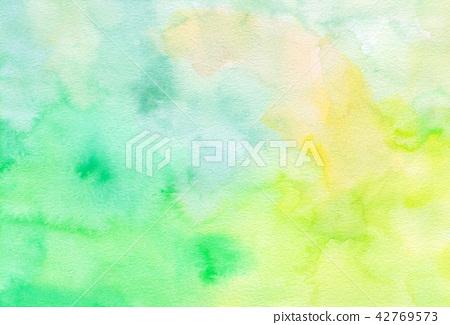 背景材料水彩紋理 42769573