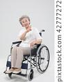 할머니, 가족, 행복 42777272