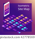 Isometric Site Map 42778569