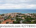 landscape, sea, building 42778993
