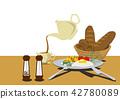 荷包蛋 蛋 雞蛋準備的實物 42780089