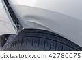 사고 차량의 바디 42780675