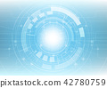 technology background abstract 42780759