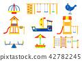 playground vector amusement 42782245