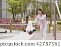 가족,아이,엄마,딸,일상,라이프스타일,놀이,놀이터 42787561