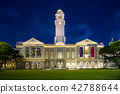 Victoria Theatre and Concert Hall in Singapore 42788644
