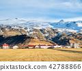 Eyjafjallajokull volcano in Iceland 42788866