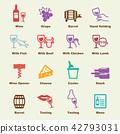 wine elements 42793031
