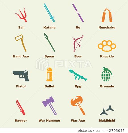 weapon elements 42793035