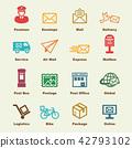 post service elements 42793102