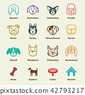 dog elements 42793217