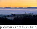 field, hill, landscape 42793415