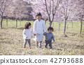 봄 아이들 42793688