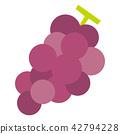 grape, fruit, fruits 42794228