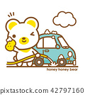 蜂蜜蜂蜜洗車 42797160