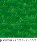 Green Grass, Seamless 42797774