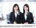 นักธุรกิจหญิง 42800077