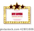 sign, theater, cinema 42801606