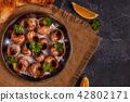 食用蝸牛 食物 食品 42802171