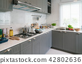 Kitchen wood utensils, chef accessories. 42802636