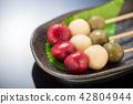 경단, 당고, 일본식 과자 42804944