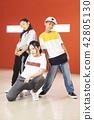 dancing, dancer, dancers 42805130