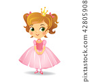 Cute little princess 42805908