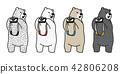 bear camera cartoon 42806208
