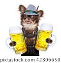 bavarian beer dog 42806650