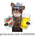 bavarian beer dog 42806666