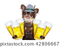 bavarian beer dog 42806667