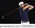 골프, 골퍼, 남성 42808054