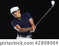 골프, 골퍼, 남성 42808064