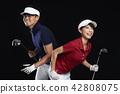 高爾夫球 42808075