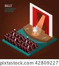 ballet, ballerina, classic 42809227