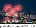 琵琶湖大型烟花节Yumeimi来自天文台 42810134