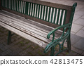 chair, bench, benches 42813475