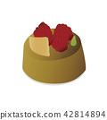 巧克力蛋糕 42814894