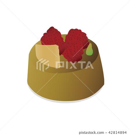 Chocolate cake 42814894