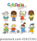 child, cute, kid 42815301