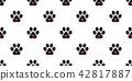 seamless, pattern, vector 42817887