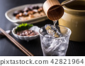 shochu, mugi shochu, sweet potato shochu 42821964