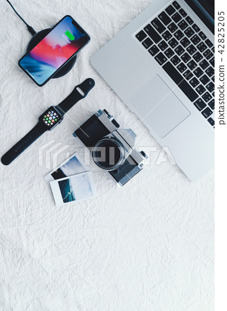 Business vacation Flat lay 42825205