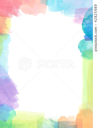 Background material Watercolor texture 42825989