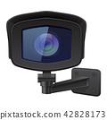 camera, 3d, cctv 42828173