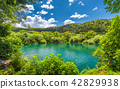 croatia, skradinski, waterfall 42829938